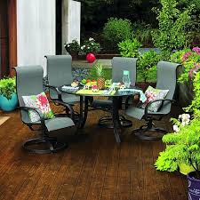 Threshold Camden Pc Dining Set  Decks Pinterest Patio - Threshold patio furniture