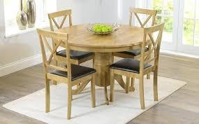 round oak kitchen table round oak dining table serba tekno com