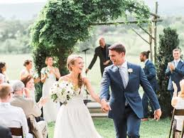 What Goes On Wedding Programs A Traditional Wedding Ceremony Order Of Events