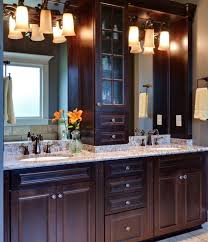 cabinet ideas for bathroom 22 best master bathroom center cabinets images on