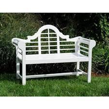 Teak Garden Benches Amazon Com Achla Designs 4 Foot Lutyen Bench Outdoor Benches