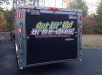 enclosed trailer led lights bluhm enterprises