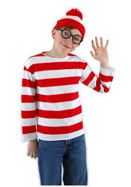 Halloween Shirt With Baby Arms Sticking Out by Wheres Waldo Costumes Kids Wheres Waldo Halloween Costumes