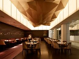 Interior Designs For Restaurants by Best 25 Modern Restaurant Design Ideas On Pinterest Modern