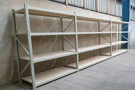 Heavy Duty Garage Shelving by Heavy Duty Warehouse U0026 Garage Shelving Sss Widespansafer Storage