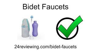 Hygienna Solo Portable Bidet Best Bidet Faucets Reviews 2016 Youtube