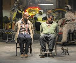 keanu u0027 review key and peele u0027s cat tale sags in second half