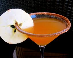 the cultural dish apple cider martini