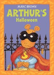 childrens halloween books arthur u0027s halloween u2013 hachette book group