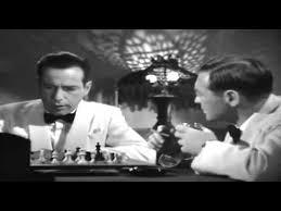 kazablanka filmini izle casablanca 1942 chess youtube