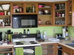 Kitchen Cabinet  Beautiful Kitchen Cabinets Without Doors - Kitchen cabinet without doors