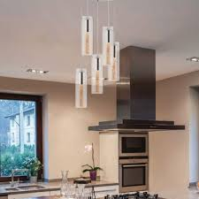 Home Depot Pendant Lights by Omega Pendant Collection 5 Light Chrome Accent Hanging Pendant