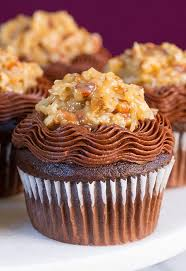 german chocolate cupcakes cooking classy