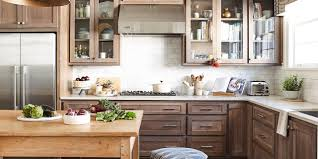 different types of cabinets in kitchen how to choose cabinet materials for your kitchen better