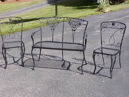 Woodard Wrought Iron Patio Furniture Patio 33 Wrought Iron Patio Furniture Wrought Iron Patio