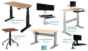 Electric Sit Stand Desk by How Do I Know What Sit Stand Table Is Right For Me Rightangle