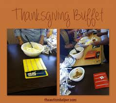 thanksgiving classroom ideas november ideas u0026 activities the autism helper