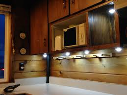 under cabinet lighting without wiring puck light conversion no more eating batteries 3 steps