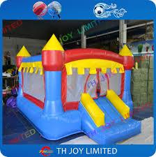 table height baby bouncer 0 55mm pvc tarpaulin 2 5x2 5x2m height inflatable baby bouncer kids