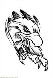 eagle tattoo clipart free free tattoo pic hanslodge clip art collection