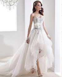wedding dress online shop delightful white high low wedding dress pink wedding