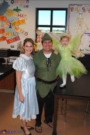 Tinker Bell Halloween Costumes Peter Pan Wendy Tinkerbell Family Halloween Costume