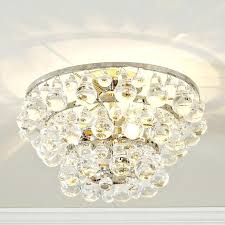 crystal bathroom ceiling lightsay no to ugly ceiling lights update