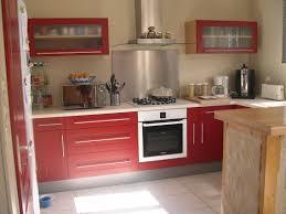 cuisine et beige decoration de cuisine ouverte sur sejour
