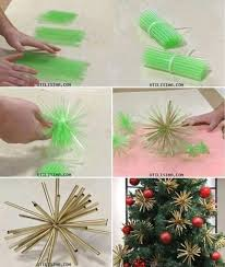 how to make beautiful tree ornament decorations with