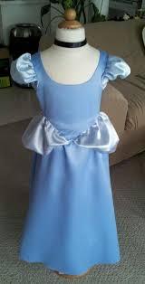 cinderella inspired dress princess party dress up girls toddler