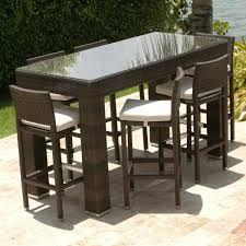 Outdoor Bar Table And Stools Brisbane Outdoor Bar Table And Stools - Bar height dining table nz