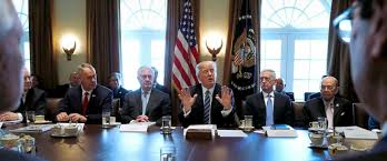 who was in washington s cabinet trump cabinet members who have faced questions over spending abc news