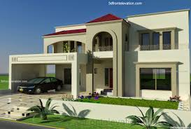 10 Marla Home Front Design by House Designs In Pakistan For 20 Marla House And Home Design