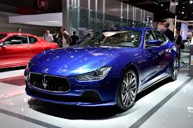 maserati sports car 2015 maserati ghibli blue luxuo