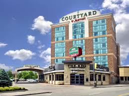 Niagara Falls Canada Map by Hotel Courtyard Niagara Falls Canada Booking Com