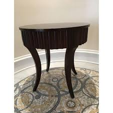 Ethan Allen Side Table Ethan Allen Side Table Chairish