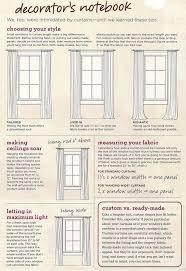 Width Of Curtains For Windows Curtain Tips By Dominomag Tips Pinterest Window Living