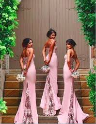 pink bridesmaid dresses j218 lace mermaid bridesmaid dresses bridesmaid dresses