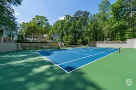 lighted tennis courts near me amazing 4 86 acre estate property with lighted tennis court and pool