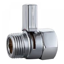 kitchen faucet splitter stop valve