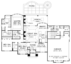country style house plan 3 beds 2 5 baths 1856 sq ft plan 929
