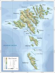 Map Of Cayman Islands Atlas Of The Faroe Islands Wikimedia Commons
