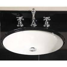 Oval Kitchen Sink Kitchen Sinks Small Oval Undermount Sink Biscuit By Empire