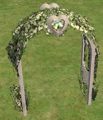 wedding arches in sims 4 image ts2 trellisor wedding arch png the sims wiki fandom