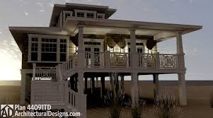 Beach House Floor Plans by Beach House Floor Plans With Elevator House Design Plans