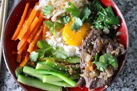 cuisine cor馥nne recette recette coréenne bibimbap cuisine and beauté
