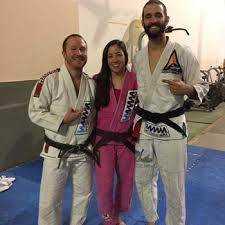 Hamilton Of Martial Arts Jiu by Featured Martial Artist Laura Uyeda