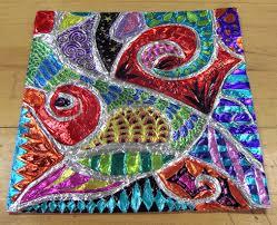 best 25 foil art ideas on pinterest tin foil art art