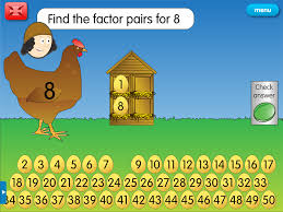 eggs factor 3 a year 5 factors u0026 multiples resource for