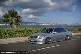 lexus ls430 rim size jdm obsessive the revision audio ls430 speedhunters